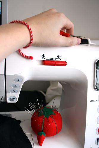 Как научится шить в домашних условиях 724