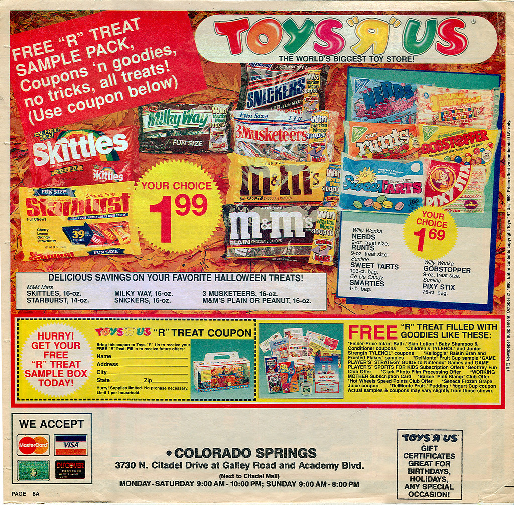 Toys We Got For The Holidays : Toys quot r us cowabunga we ve got it for less color