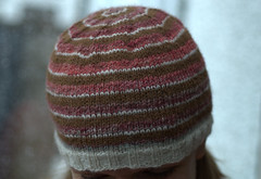 handspun hat | by knitfaced