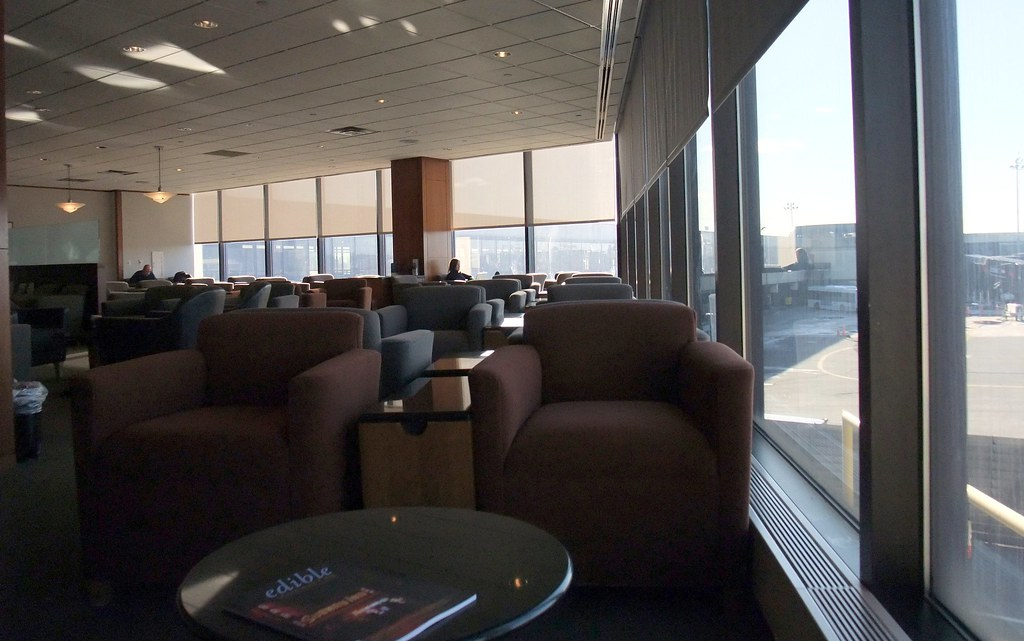 Ua United Airlines Red Carpet Club Ewr Newark Terminal A