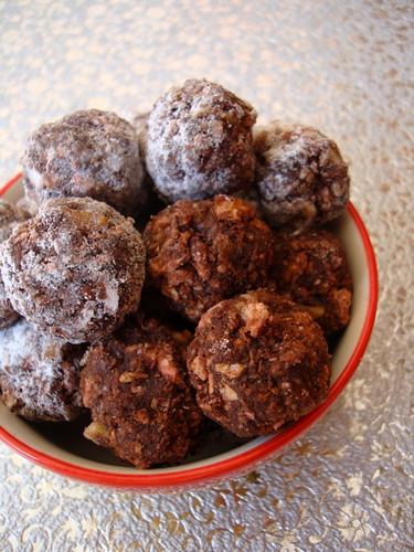 No Bake Rum Balls | Recipe at my blog | Sailaja | Flickr