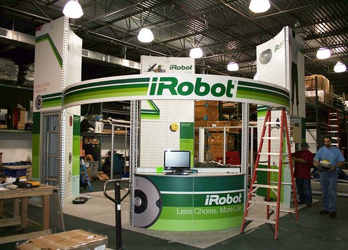 iRobot CES booth | by Corey McPherson Nash
