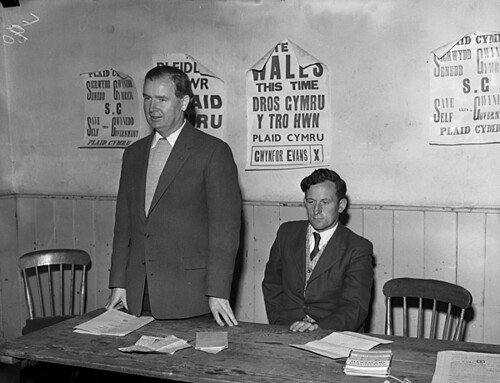 1959 Election in Merioneth | by LlGC ~ NLW