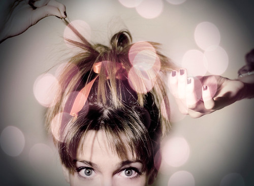 [95-365] Manipulating my hair | by Beatriz AG