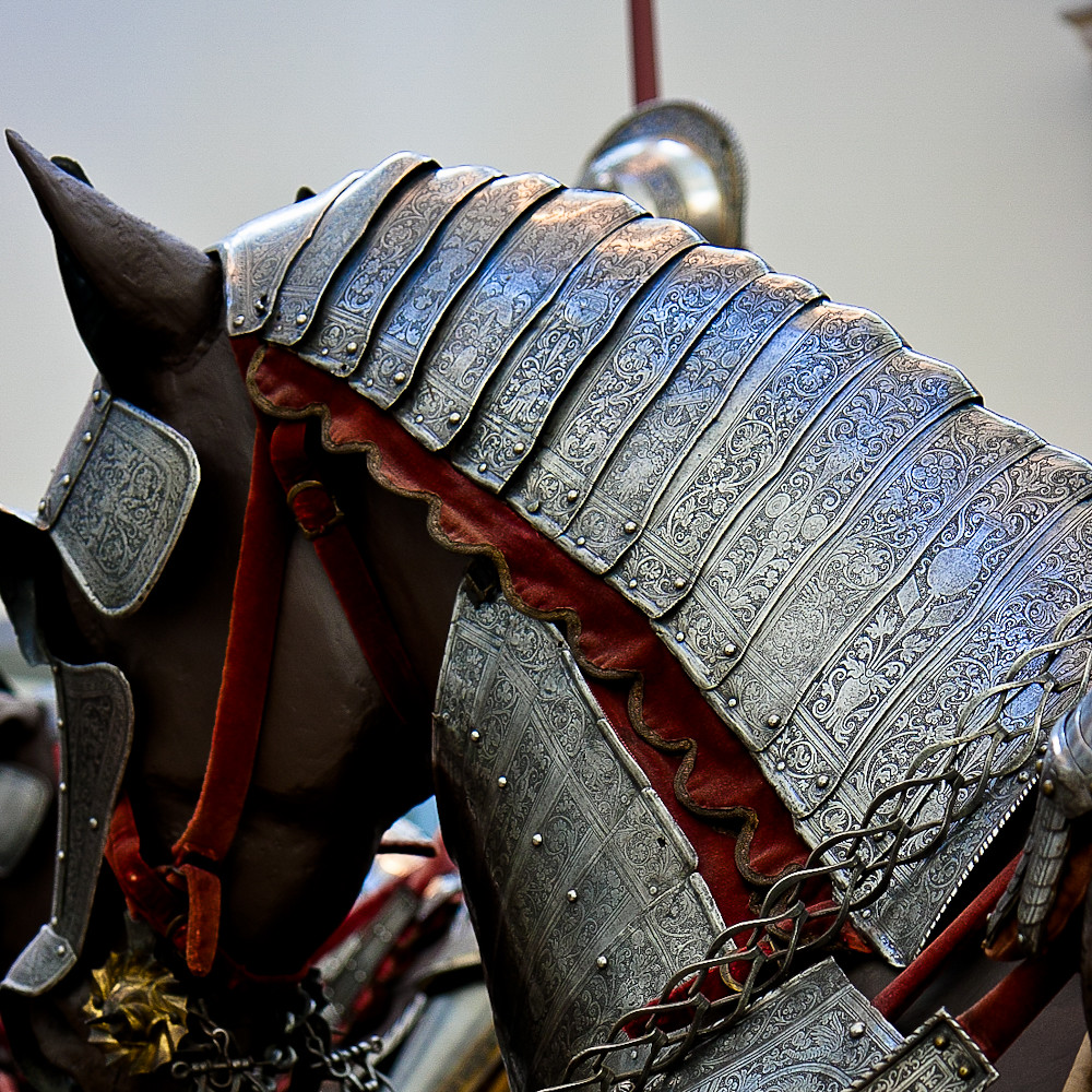 how to create horse armor
