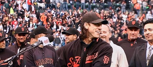 Lincecum's 2nd Consecutive Cy Young Award | by evie22