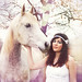 Lili and the horses°