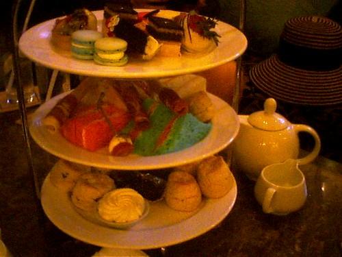 High Tea Hotel Amsterdam