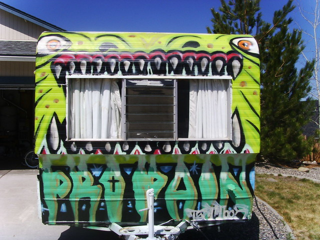 Propain Mobile Tattoo Shop By El Swerver