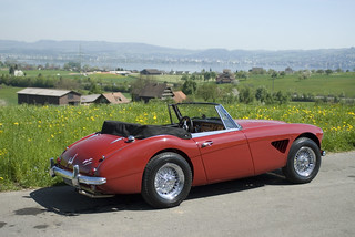 Austin-Healey 3000 Mk III 1965 | by tö