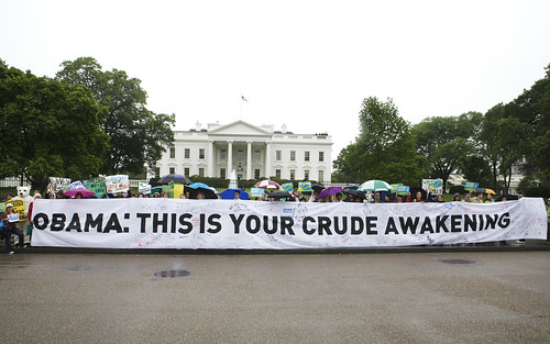 Obama's Crude Awakening | by 350.org