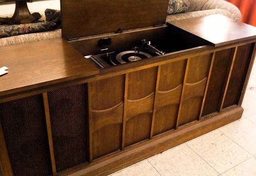 Antique Record Player Cabinet | Antique Furniture