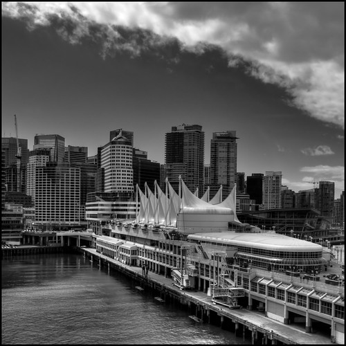 Canada Place | by ecstaticist - evanleeson.com
