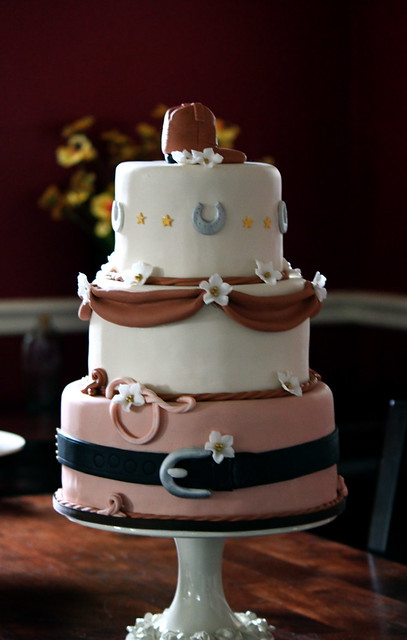 western style wedding cakes alissa amp pat s western wedding cake i met alissa the 27016