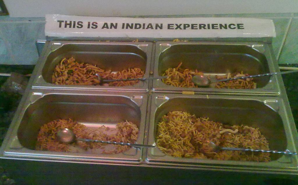 Life Through A Lens Indian Veg Bhelpoori House