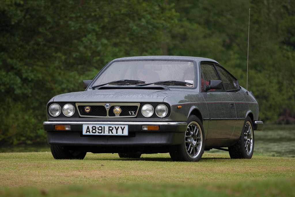 Lancia Beta Coupe Volumex Stanford Hall 2010 Img 9698 Flickr