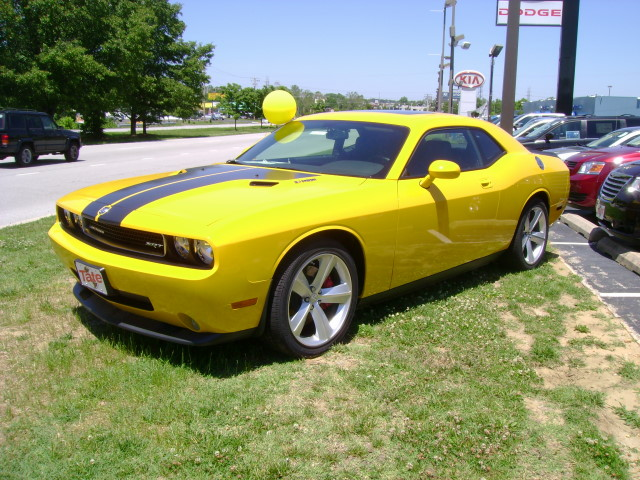 2010 dodge challenger srt8 detonator yellow 6 speed manua flickr. Cars Review. Best American Auto & Cars Review