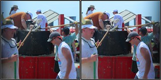 24th Annual AIA Sand Castle Competition, Apffel Park (East Beach), Galveston, Texas 2010.06.05 | by fossilmike