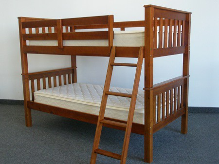Twin Bunk Bed Spring Frame