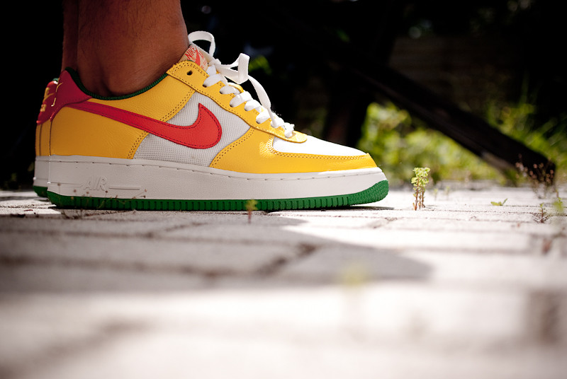 "Nike Air Force 1 ""Carnival I"" 