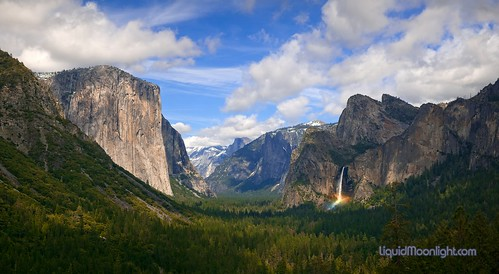Just Being There - A Panorama of Yosemite National Park | by Darvin Atkeson