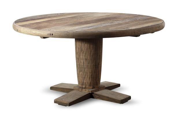 ... AL301b Alamo Round Dining Table | By Brownstone.brownstone