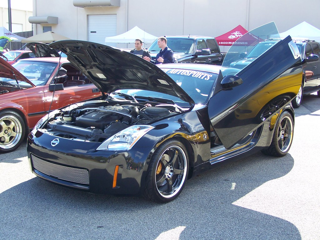 Nissan 380z Allsouth Auto Show In Buford Ga Pete