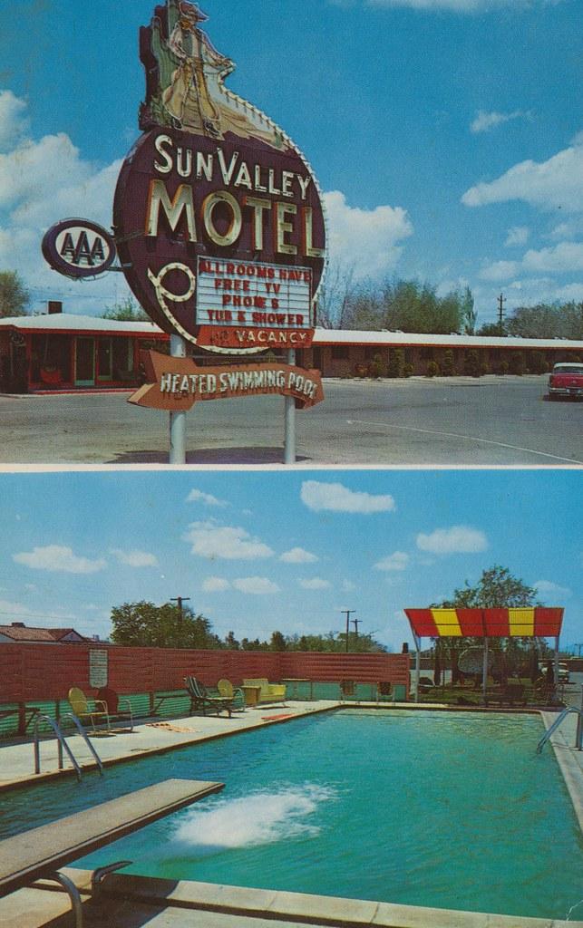 Motel  El Paso East