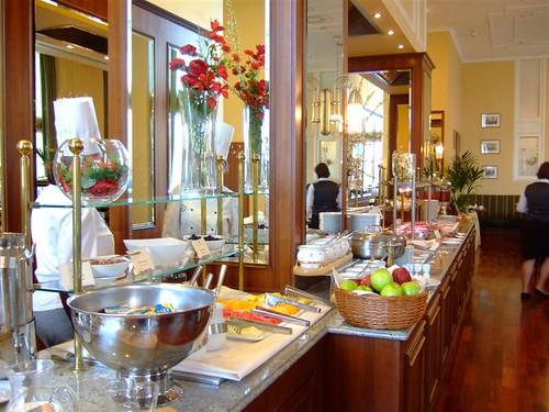 Polonia Palace Hotel Breakfast