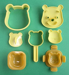 Winnie the Pooh bento tools (closed) | by Biggie*
