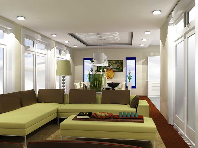 Living room info for Casas modernas fotos interiores