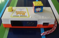 1970s Fisher Price Pocket Camera 1974 vintage toy 1 | by Christian Montone