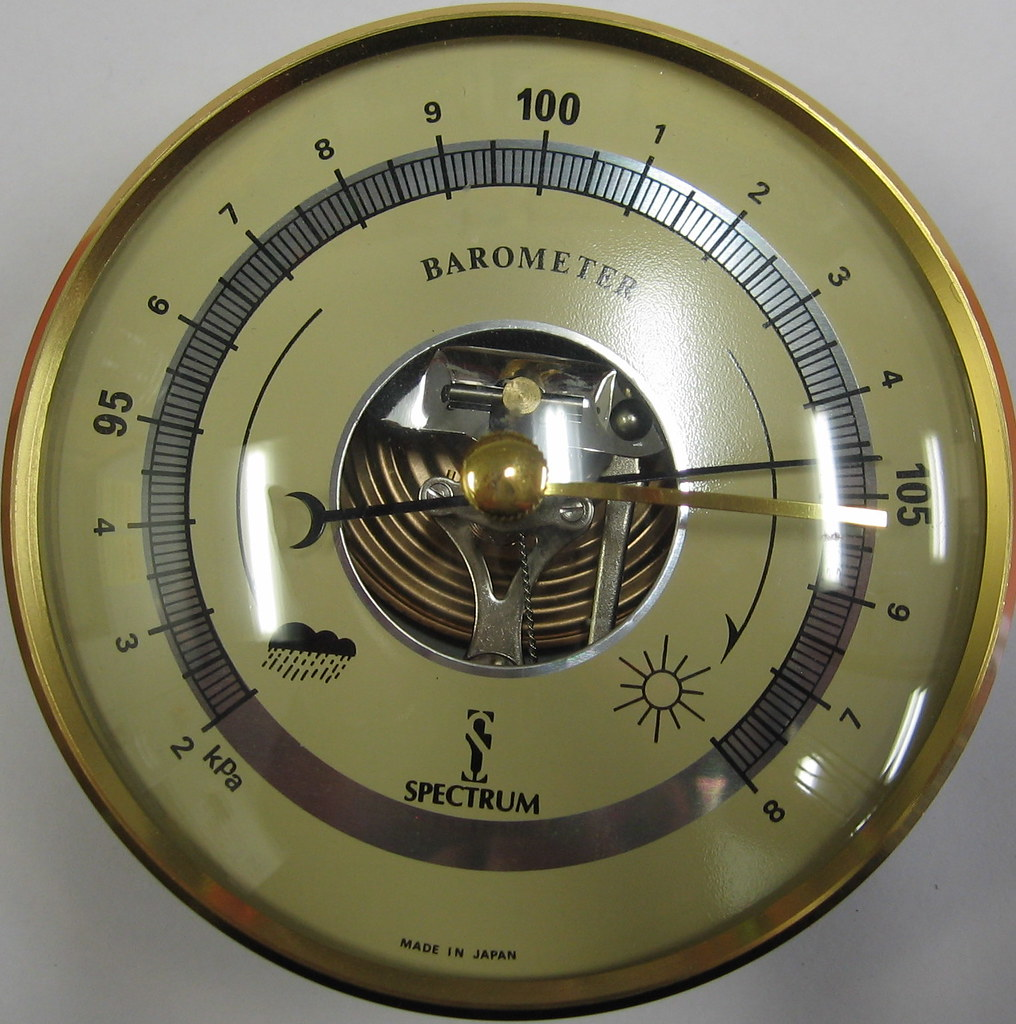 Meters To Feet And Inches Conversion Chart: Barometer ~ Circle Squared | Sally Hunter | Flickr,Chart