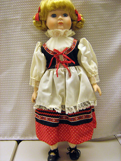 Scottish Doll | by ohiohistory