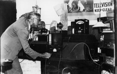 Early TV broadcasting, Brisbane | by ABC Archives