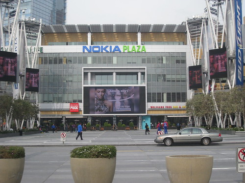 Nokia Plaza | by rbaly79