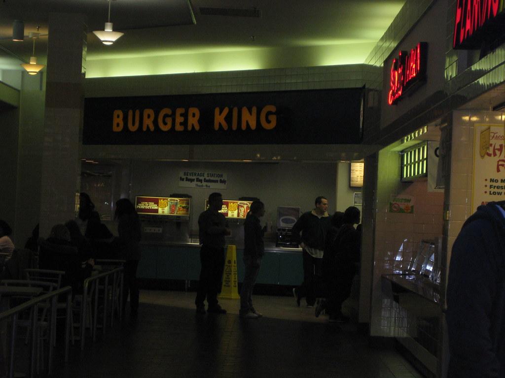 old burger king old burger king logo found at burlington