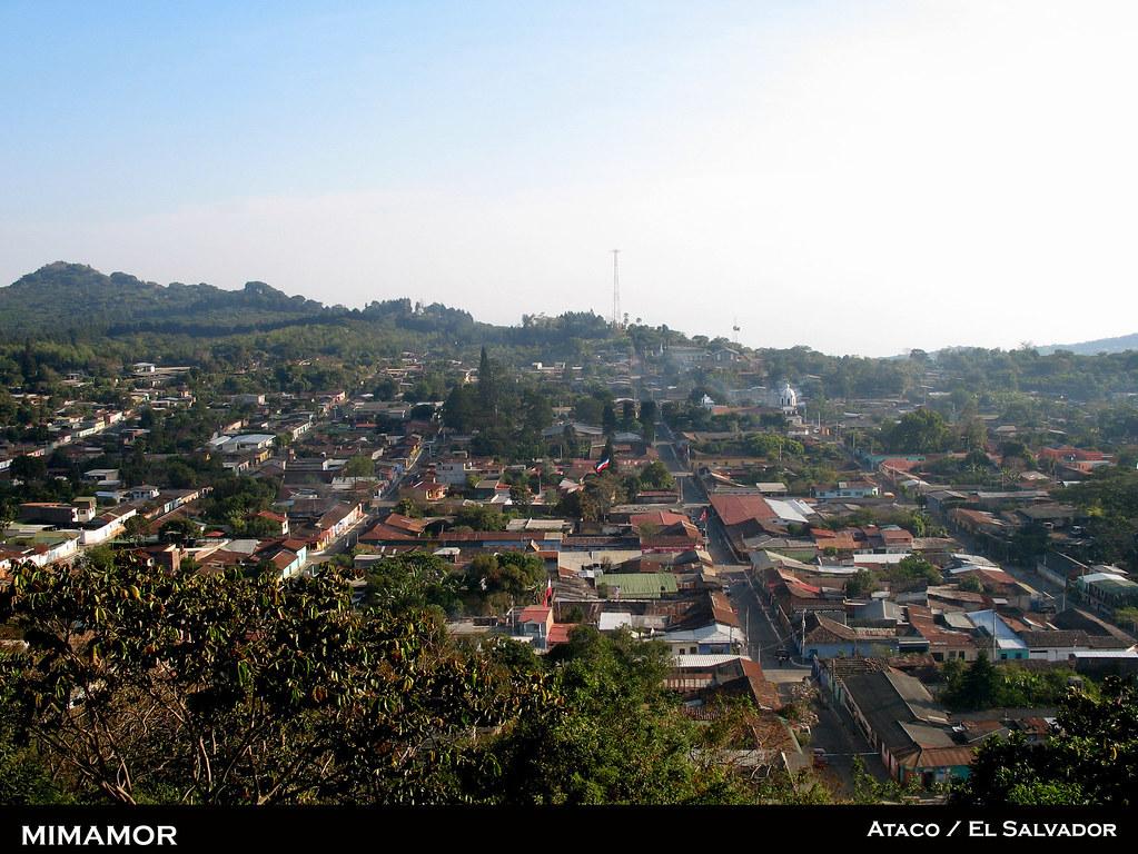 Concepcion de Ataco City