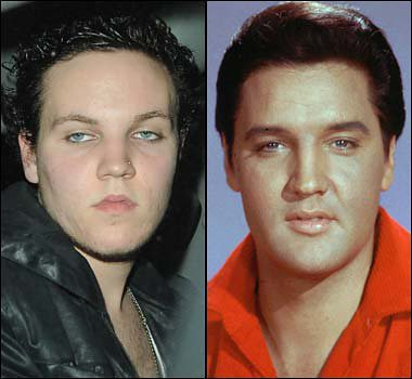 Holy moly! Elvis Presley's grandson looks identical to him! | smooth