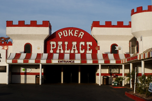 Poker palace vegas