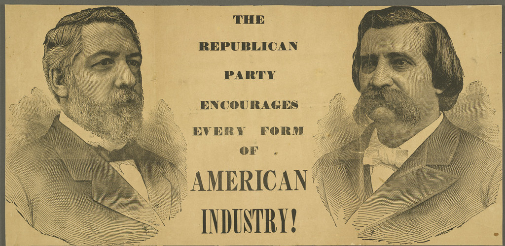 The Republican Party encourages every form of American ind… | Flickr