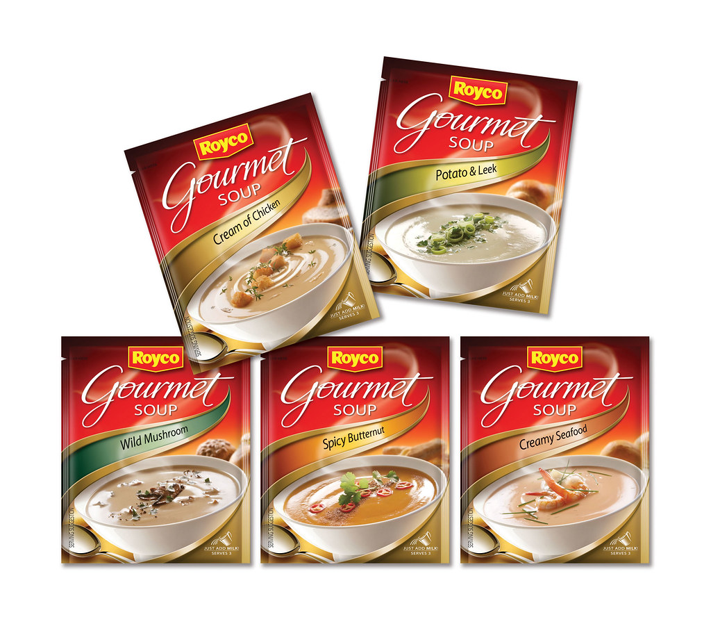packaging royco gourmet soups client mars africa master flickr