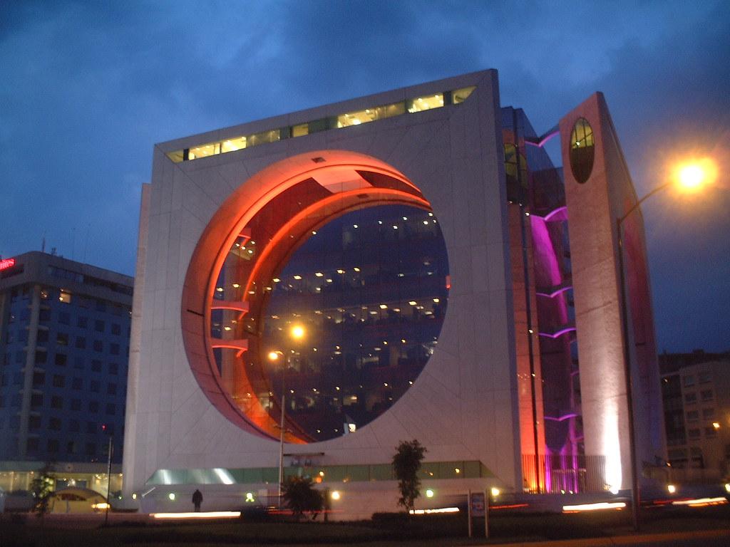 Santa Fe New >> Calakmul Office Building Mexico City | Calakmul Architect Ag… | Flickr