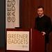 Leonardo Bonanni presenting at GG