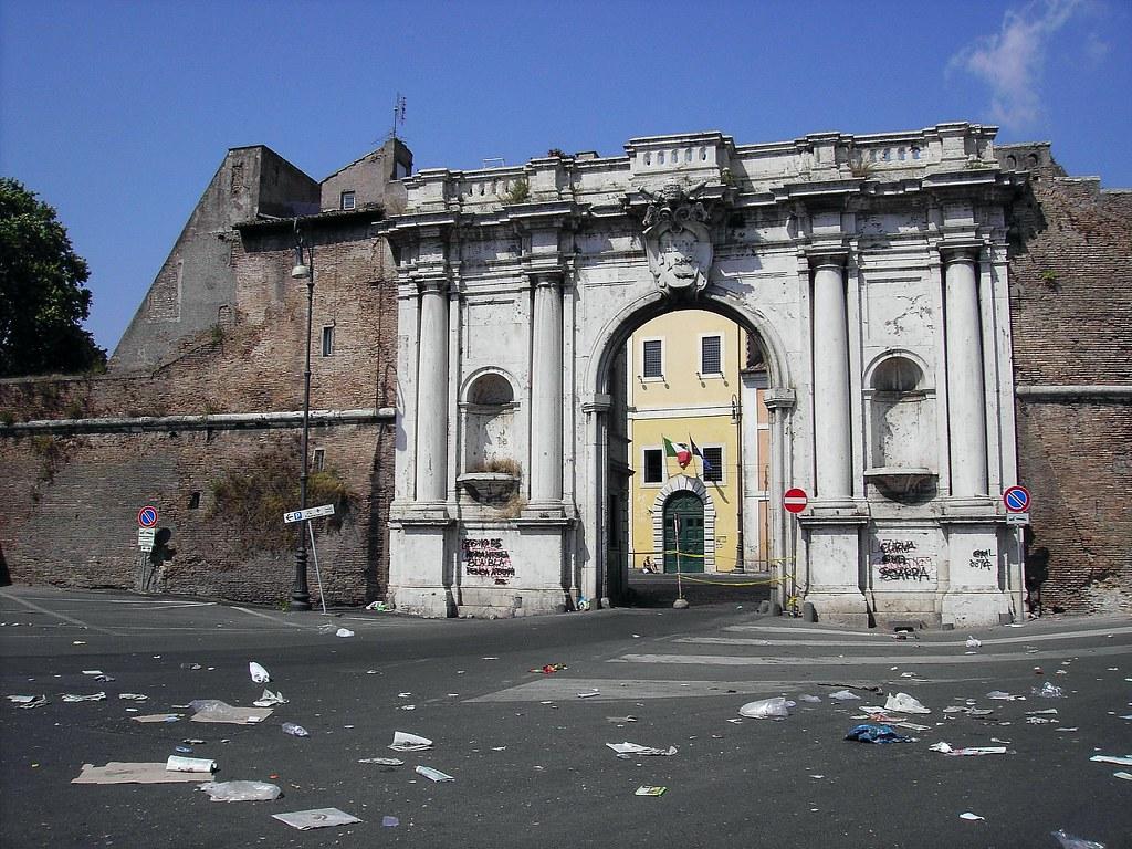 Porta portese porta portese una delle porte di roma - Porta portese milano ...