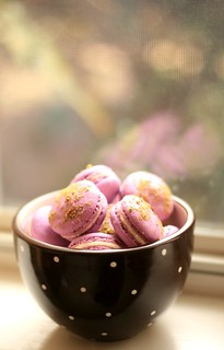 Lavender Macarons | by SweetAlmond