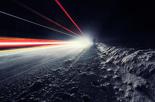 The Night Road | by Mikko Lagerstedt