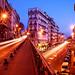 Marseille. Rue d'Aubagne