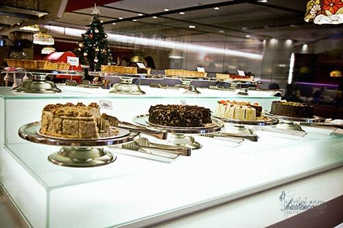 Swensens Ice Cream Cake Flavor