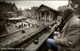 A Quiet Pint Overlooking Old Covent Garden London | by @HotpixUK -Add Me On Ipernity 500px